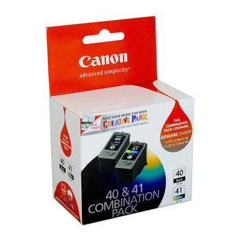 CANON PG40 + CL41 Ink Cartridge