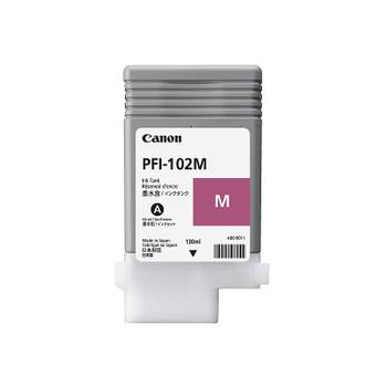 CANON PFI102 Magenta Ink