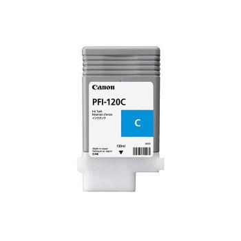 CANON PFI120 Cyan Ink