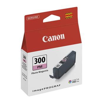CANON PFI300 Ph Magenta Ink Tank