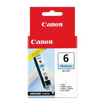 CANON BCI6PC Photo Cyan Ink