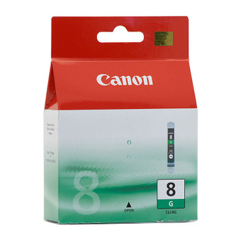 CANON CLI8G Green Ink Cartridge