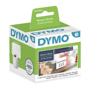 DYMO LW MP Label 54mm x 70mm