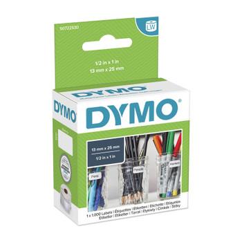DYMO LW MultiLabel 13mm x 25mm