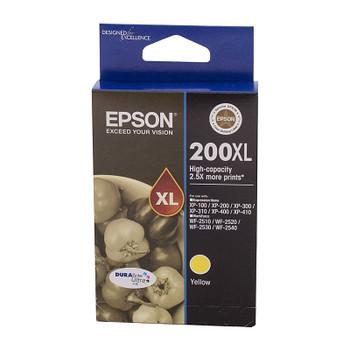 EPSON 200XL Yellow Ink Cartridge
