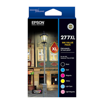 EPSON 277XL 6 Ink Value Pack