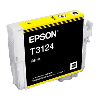 EPSON T3124 Yellow Ink Cartridge