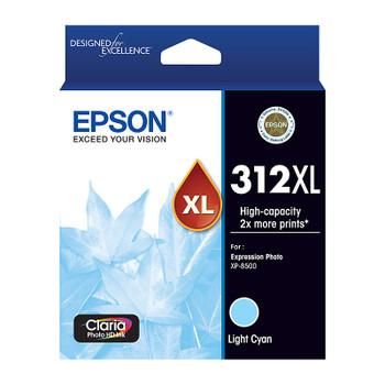 EPSON 312XL Light Cyan Ink Cartridge