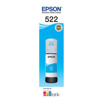 EPSON T522 Cyan EcoTank Bottle