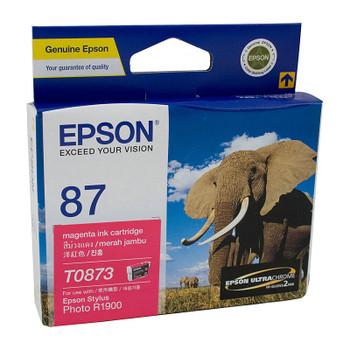 EPSON T0873 Magenta Ink Cartridge