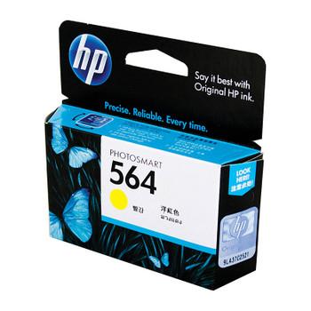 HP #564 Yellow Ink Cartridge CB320WA