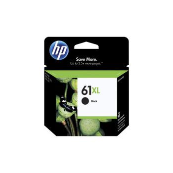 HP #61XL Black Ink CH563WA
