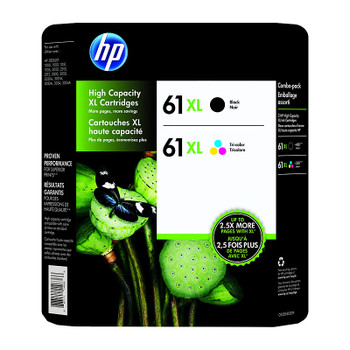 HP #61XL Ink Photo Value Pack