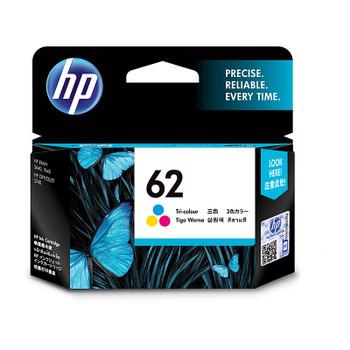 HP #62 Tri Colour Ink C2P06AA