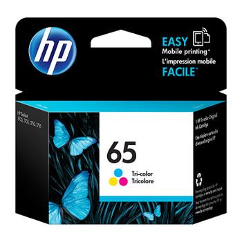 HP #65 Tri Colour Ink N9K01AA