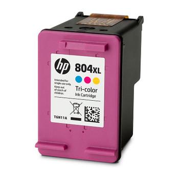 HP #804XL Colour Ink T6N11AA