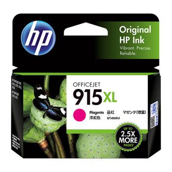 HP #915XL Magenta Ink 3YM20AA