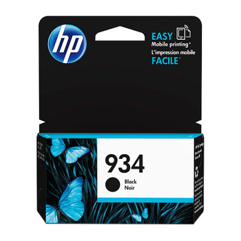 HP #934 Black Ink C2P19AA