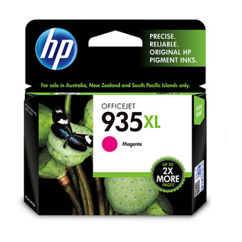 HP #935 Magenta XL Ink C2P25AA