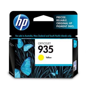 HP #935 Yellow Ink C2P22AA