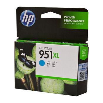 HP #951XL Cyan Ink CN046AA