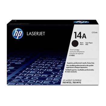 HP #14A Black Toner CF214A