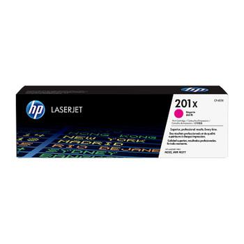 HP #201X Magenta Toner CF403X