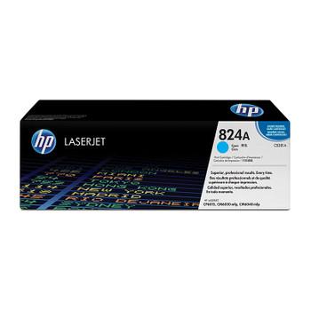 HP #824A Cyan Toner CB381A