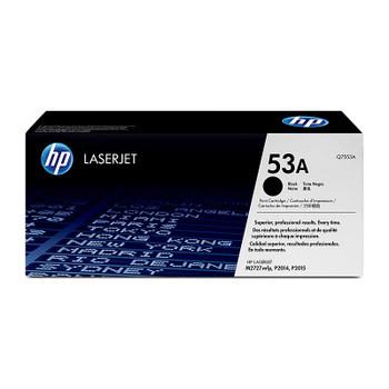 HP #53A Black Toner Q7553A