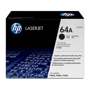 HP #64 Black Toner CC364A