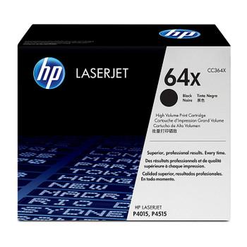 HP #64X Black Toner CC364X