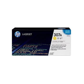 HP #307A Yellow Toner CE742A