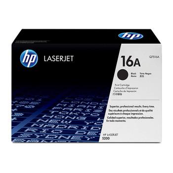 HP #16A Black Toner Q7516A