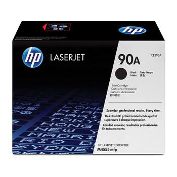 HP #90A Black Toner CE390A