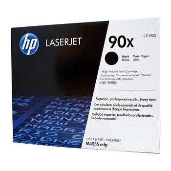 HP #90X Black Toner CE390X