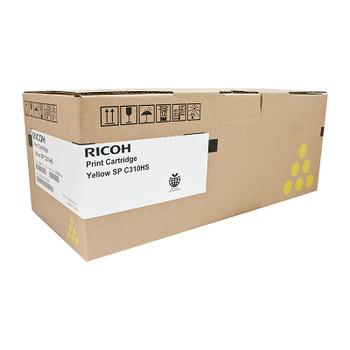 RICOH SPC310 Yellow Toner Cartridge