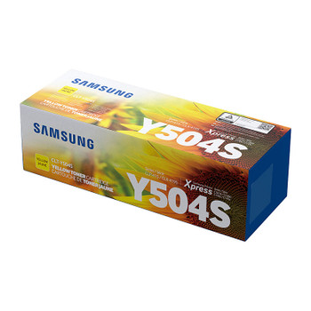 SAMSUNG CLTY504S Yellow Toner