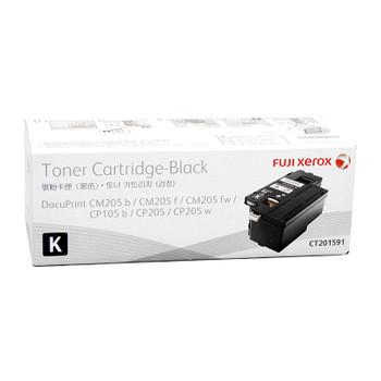 FUJI XEROX Xerox CT201591 Black Toner