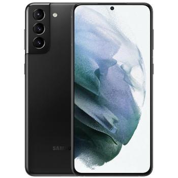 SAMSUNG Galaxy S21+ 5G 256GB Phantom Black- 6.7' Intelligent Infinity-O Display, Octa Core CPU, ROM 128GB, RAM 8GB, SuperFast Charging 4800mAh Battery