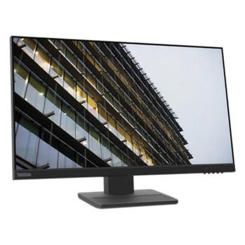 LENOVO ThinkVision E24-20 23.8' WLED Backlit LCD Monitor - 1920 x 1080 HDMI, DP, VGA , Height Adjustment 3YR