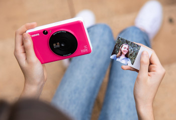 CANON Inspic C Camera pocket slim portable camera