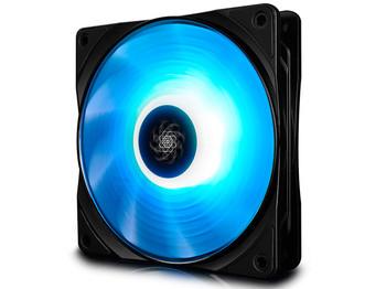 DEEPCOOL RF120 Customisable RGB LED Fans 120mm (Single Unit)