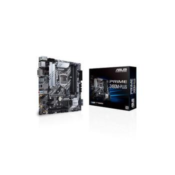ASUS Prime Z490M-PLUS Motherboard