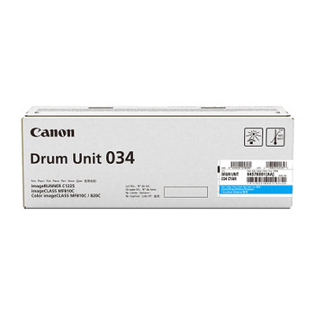 CANON CART034 Cyan Drum