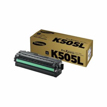 SAMSUNG CLTK505L Black Toner