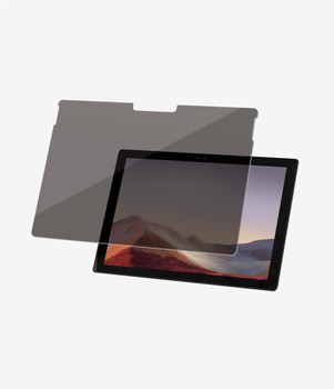 PANZER GLASS Screen Protector - Case Friendly - For Microsoft Surface Pro 4/Pro 5/Pro 6 - Full Frame Coverage, Rounded edges, 100% Touch Preservation