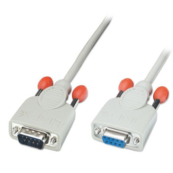 LINDY 3m Serial Cable DB9 M/H
