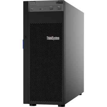 LENOVO ThinkSystem ST250 4U Tower Server, 1 x Intel Xeon E-2246G, 1 x 16GB RAM, 8 x 2.5' HS HDD Bays , 550w PSU, 3 Year NBD