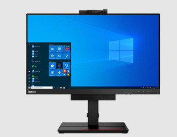 LENOVO ThinkCentre Tiny-in-One G4 23.8' IPS FHD LED Monitor - 1920x1080, Webcam, Camera, Micophone, USB3.0, DP, Height Adjustable, Webcam