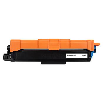 BROTHER Premium Generic Cyan Toner Cartridge (Replacement for TN-257C)